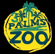 3 Palms Zoo Logo